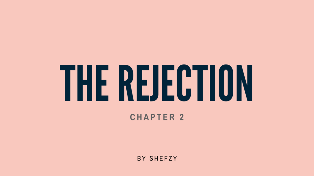 Peach color - The Rejection Image